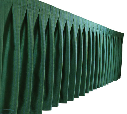 table skirting box pleats table skirtings chair cover